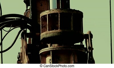 drilling machinery,Construction of city buildings,sense of...