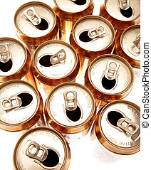 Drink cans