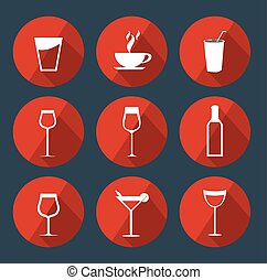 Drink Icons Pack