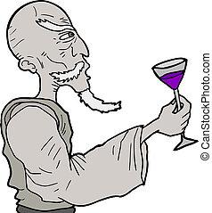 drink man