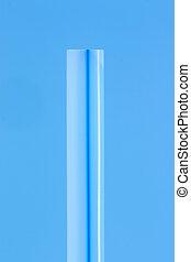 drinking straw close up macro