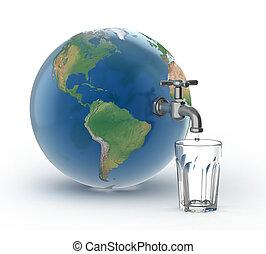 drinking water crisis