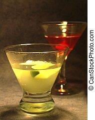 drinks - side lit drinks