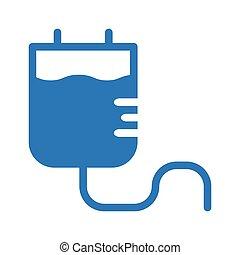 drip glyph color icon