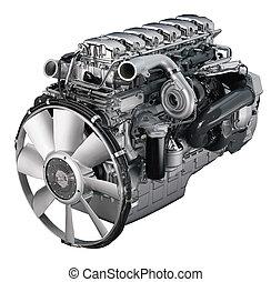 driva, motor