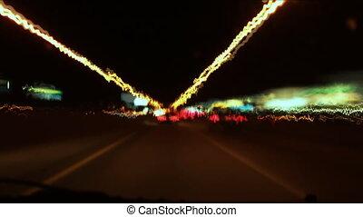 drive., hyper, nacht