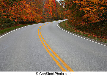 Drive into fall