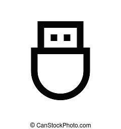 drive  pixel perfect icon