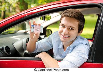 drivers, лицензия