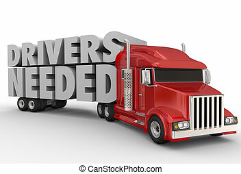 Drivers Needed Semi Truck Trailer Company Hiring Jobs...