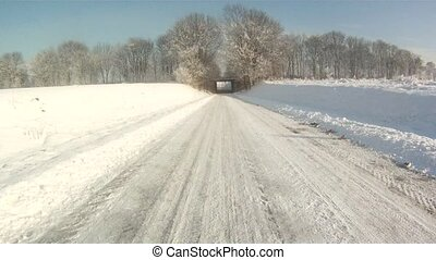 Driving in Winter