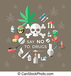drogas, plano, cartel