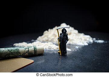 drogas, reaper, severo, perigos