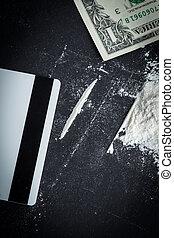 drogas, recreacional, narcótico
