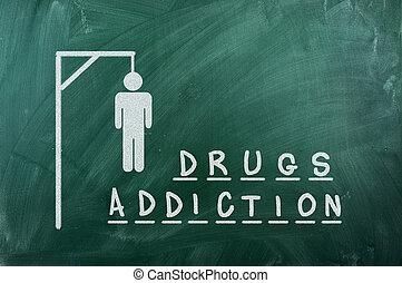 drogen, adiction
