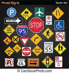drogowe oznakowanie