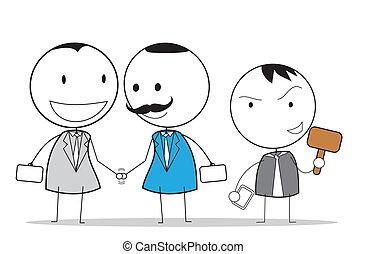 droit & loi, business, médiation