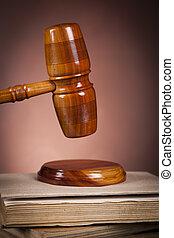 droit & loi, concept