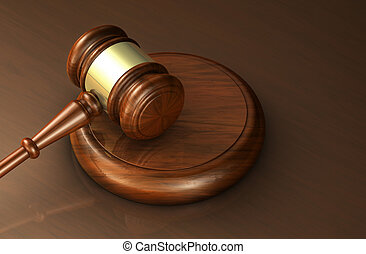droit & loi, et, avocat, justice, symbole