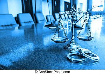droit & loi, et, justice