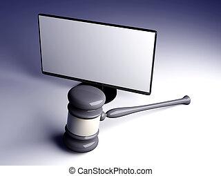 droit & loi, ligne