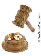 droit & loi, pilules