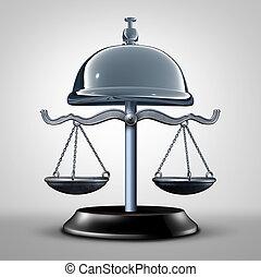 droit & loi, service