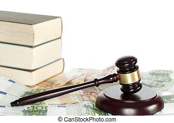 droit & loi, symbolique