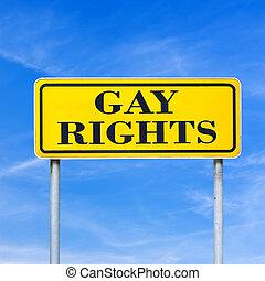 droits gais