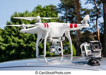 drone., aire