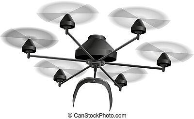Drone Empty