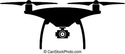Drone, shade picture