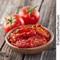 droog, tomaat