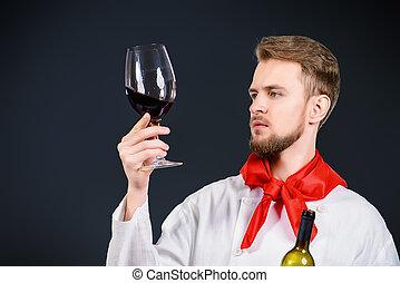 droog, wijntje