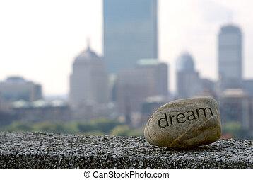 droom, groot