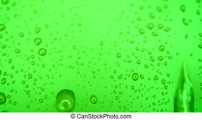 drop, bubbles, backgrounds, water, liquid, motion, raindrop, rain, clean, blurred, view, horizontal, particle, video, macro, climate, group, weather, outdoors, large, wet, abstract, falling, surfase, car, glass, sky, clouds, timelapse, nature