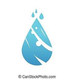 drop of water illustration