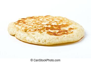 Drop Scone - Homemade sweet pancakes called drop scones ...