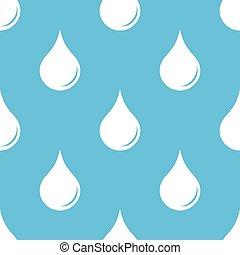 Drop seamless pattern