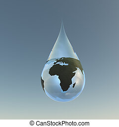 Droplet Africa