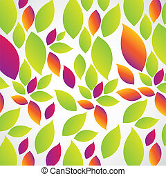 drops of color pattern