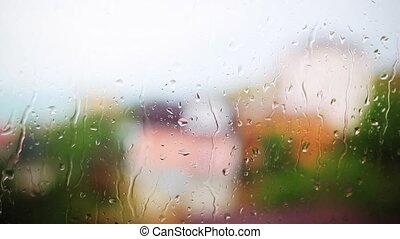 Drops of the rain, Backgrounds