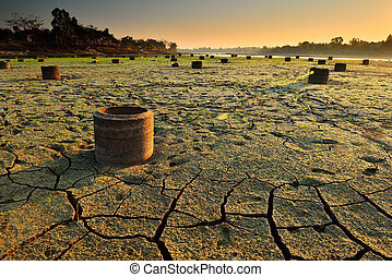 drought land so long waterless
