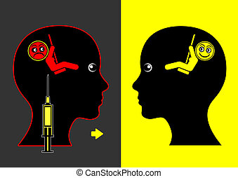 drugs, humeur, het tilen