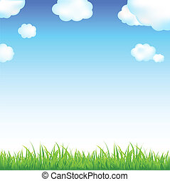 druh, grafické pozadí, s, sunburst, a, květiny