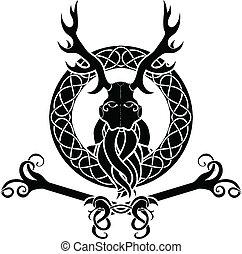 druid, symbool