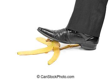 druk, banan