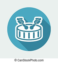 Drum icon