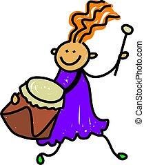 drum kid