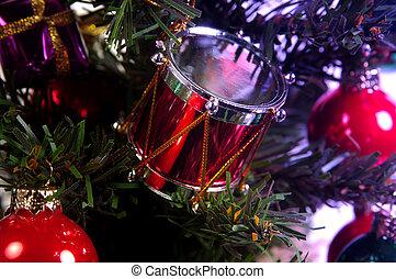 Drum Ornament 2